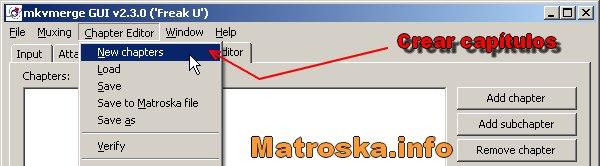 Tutorial Mkvtoolnix - Editor Archivos .MKV